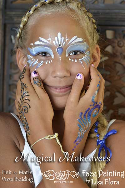 area bay tattoos tribal Adult   Face Painters Bay & Henna Kids &   Glitter Painting Area Face