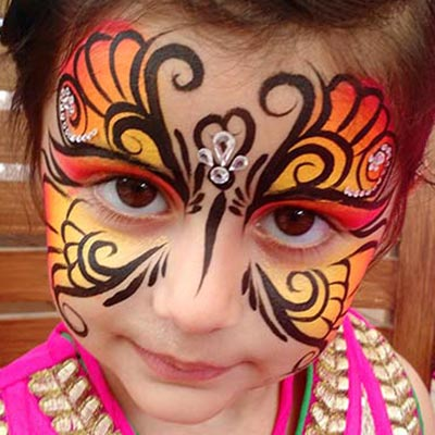 Official Bay Area Face Painters Kids Face Painting Henna